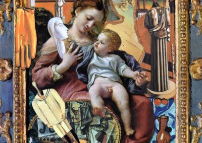 la Madonna del paniere