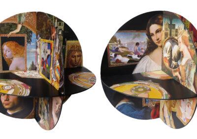 Le stanze dell'arte